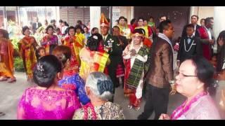 getlinkyoutube.com-Mangalehon Olop olop (uang) Gondang 28 - Budaya Indonesia | Batak Dance