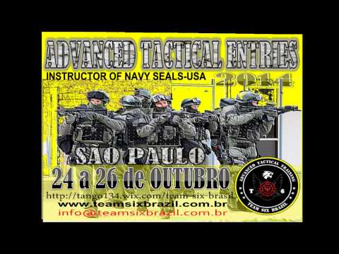 Advanced Tactical Entries 2014 TEAM SIX BRAZIL