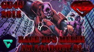 getlinkyoutube.com-DCUO: Rage Dps - AM Melee Loadout # 1 |GU46|  Beast