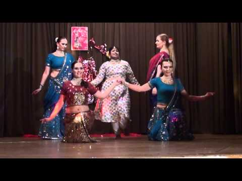 Radhe Syam Dance Group Ore Piya song from Aaja Nachle