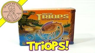 getlinkyoutube.com-Triassic Triops Hatch Your Own Ancient Creatures Kit, by Toyops (Day 1)
