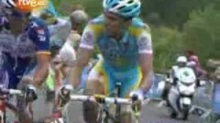 getlinkyoutube.com-Ataque de Alberto Contador en Mende (Tour Francia 2010)