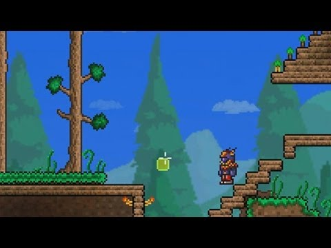 Terraria Breaks New Ground on Xbox Live Arcade