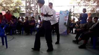 getlinkyoutube.com-เต้น กวนๆ  (ช่างกล)