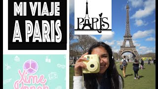 getlinkyoutube.com-MI VIAJE A PARIS, LA TORRE EIFFEL Video 111 Xime Ponch