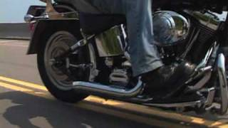 '03 Harley Davidson Softail by Bassani Exhaust SFT-321TO