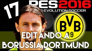 getlinkyoutube.com-PES 2016 | Abilities and face stats of Subotic | Editando a Borussia Dortmund #17 | PS4.