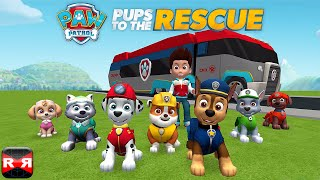 Paw Patrol Pups to the Rescue (by Nickelodeon) - iOS / Android - Full Gameplay Video