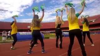 getlinkyoutube.com-We Are One  - Coreografia - Professora Érika Carvalho - Copa 2014