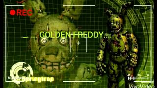 getlinkyoutube.com-Springtrap x mangle  hola golden capitulo 1