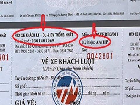 """Kỳ 2- HTX Thống Nhất bị """"tố"""" bán vé giả, trốn thuế"""