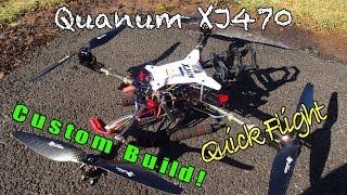 getlinkyoutube.com-Quanum XJ470 Quick Flight