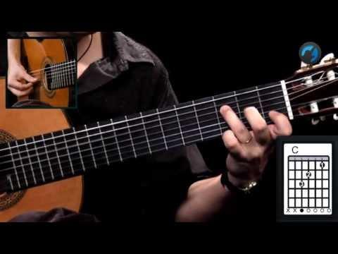 Viol�o de 7 Cordas - Exerc�cio 2 (aula para iniciantes)