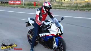 getlinkyoutube.com-BMW S1000RR HP4 2016 - BMW Motos, 2016 BMW s1ooorr Street Fighter Bike Sounds, Akrapovic Sounds,