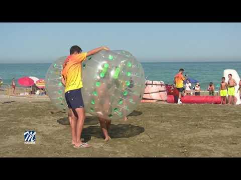 Los días 15, 16 y 17 de julio tendremos nuevas actividades en la playa