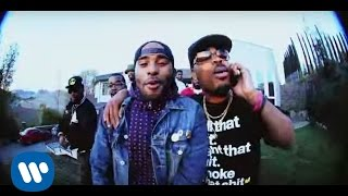 Never Goin' Broke - Iamsu!, P-Lo, Kool John, Jay Ant & Skipper Feat. Kehlani (Official Video)