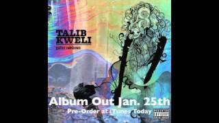 Talib Kweli - I'm On One