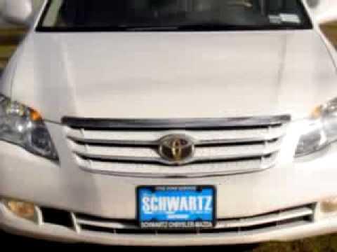 2006 Toyota Avalon Limited Schwartz Mazda