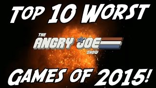 getlinkyoutube.com-Top 10 WORST Games of 2015!