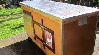 getlinkyoutube.com-Micro Shelter - Outback Shack Construction