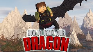 "getlinkyoutube.com-Minecraft | How To Train Your Dragon Ep 1! ""THE ISLE OF BERK"""