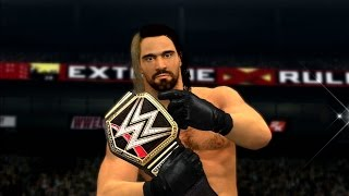 getlinkyoutube.com-WWE 2K16 Title World Heavyweight Championship Seth Rollins Vs. Sting
