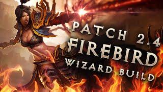 """getlinkyoutube.com-2.4 Wizard """"Scorched Earth"""" Firebird Build: Diablo 3 Reaper of Souls Season 5"""