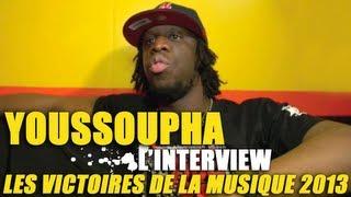 Youssoupha réagit à son absence aux Victoires de la Musique