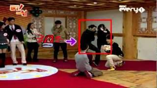 getlinkyoutube.com-Minzy Jay Park Hyuna Donghae Uee TaeMin ( Kpop Dancing Super Cute)^^