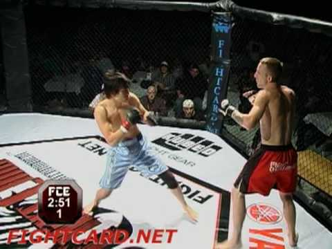 FCE - No Mercy 2009 - Richard McDole vs Joe Voitik