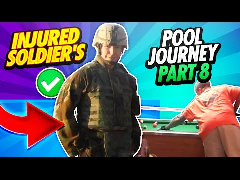 14 Days - The Great Pool Experiment Reno, Nevada - Sgt. Robert Evans, US Army (RET) - Day 7