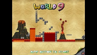 getlinkyoutube.com-Mario Forever Remake - World 9 by Syzxchulun Full Walkthrough (REPLAY) [HD]