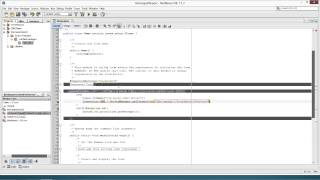 Run jasper report through java code