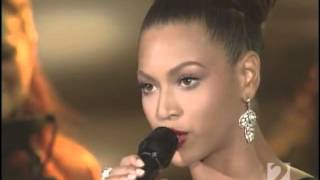 getlinkyoutube.com-Beyoncé - Listen (live at Oprah) 2006