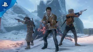 getlinkyoutube.com-Uncharted 4 - Survival Mode Trailer | PS4