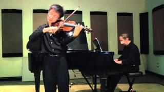 Concerto No  1 in D Major, opus 6 by Niccolo Paganini