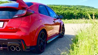 getlinkyoutube.com-2015 Honda Civic Type R Track Review - Inside Lane