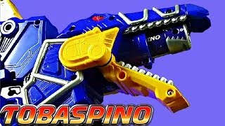 getlinkyoutube.com-Tobaspino Review! (Zyuden Sentai Kyoryuger)