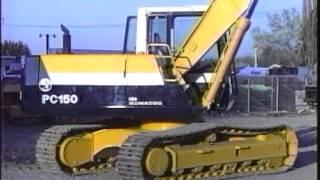 getlinkyoutube.com-Komatsu Excavator Maintenance