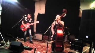 getlinkyoutube.com-Rolling Bowling (Rockabilly China) Bella Ciao Live @ Alte Schokoladenfabrik (Bayreuth) 06062014