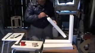 getlinkyoutube.com-MUDr. V. Šumera - tvorba polystyrenových nástavků