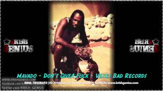 Mavado - Don't Give A Fuck