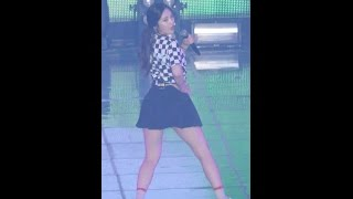 getlinkyoutube.com-151025 레드벨벳 (Red Velvet) Huff n Puff [조이]직캠 Fancam (체조경기장) by Mera