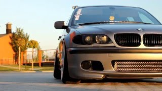 Stanced BMW E46 by Max