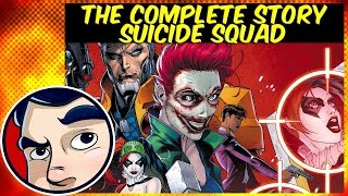 Suicide Squad Pure Insanity - Complete Story