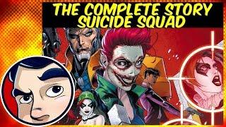 getlinkyoutube.com-Suicide Squad Pure Insanity - Complete Story