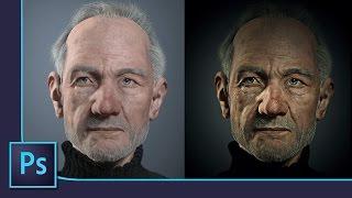 getlinkyoutube.com-اضافة تأثير احترافي على الصور بالفوتوشوب - Photoshop CS6 Extended Tutorials