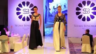 getlinkyoutube.com-Selma BENOMAR fashion show 2014 عرض أزياء  مجموعة رمضان
