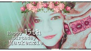 getlinkyoutube.com-Happy 15th Birthday Mackenzie Foy