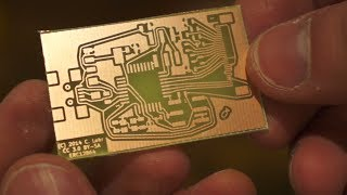 How I do my projects - Part 2 - Producing the PCB